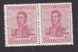 Argentina, Scott #241, Mint Hinged, Jose De San Martin, Issued 1917 - Argentina