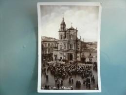 Caltanissetta - Chiesa S. Sebastiano - Viaggiata - Caltanissetta