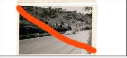 X 55 TARGA FLORIO 1971 LARROUSSE - ELFORD PORSCHE 908/3 MARTINI  FOTO ORIGINALE 9X13 CERDA - Sport