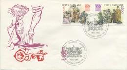 VATICANO - FDC  VENETIA 1986 - ACCADEMIA PONTIFICIA DELLE SCIENZE - FDC
