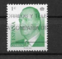 LOTE 183  ///   ESPAÑA    REY JUAN CARLOS I     FRANQUEO 1€ - 1931-Hoy: 2ª República - ... Juan Carlos I