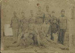 CDV121  --  CABINET  PHOTO,  CDV   --    HELENE PORTRAIT  --  18 Cm X 12,5 Cm  --    K.u.K. OFFICERS, ORDEN - Militaria