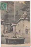 Hte Savoie - Sixt - La Fontaine - Editeur LF N°948 - Sixt-Fer-à-Cheval