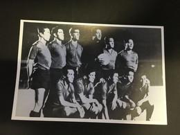 (272) Malta Football Team - European Cup - 1962-63 - Soccer
