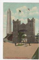 Entrance To Irish Village Franco British Exhibition London 1908 Postcard 0868 - Syndicats
