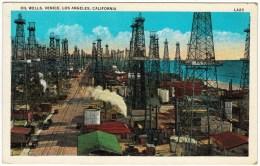 Oil Wells, Venice, LA, California - Altri