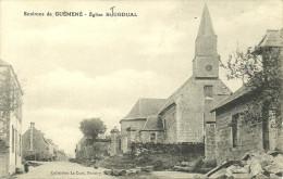 SAINT TUGDUAL - église              -- Le Cunf - France