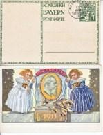 BAVARIA P 91  FDC  CARD - Bavaria