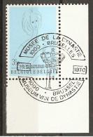 COB  1546  (o)  Oblitération 1er Jour  (Lot 653) - België