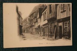 CPA 33 *BERNAY RUE DE LISIEUX - Bernay