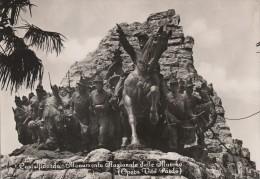 CAGLIARI - CASTELFIDARDO - MONUMENTO NAZIONALE - Cagliari