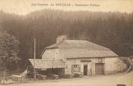 Jura-Touriste - Col De La Faucille - Restaurant Philippe - Edition Bourgeois Frères - Restaurants