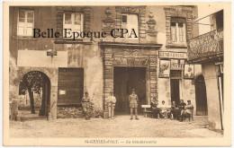 12 - SAINT-GENIEZ-d'OLT - La Gendarmerie +++++++ Édit. H. Galzin ++++ RARE - Frankreich
