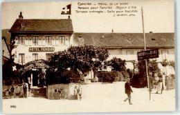 51036571 - CONCISE - Hotel De La Gare - Animee!!! - VD Waadt