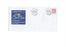Cyclisme  - Tour De France Cycliste 2001 Dunkerque - Cycling - Vélo  (cachet à Date Sur Prêt-à-poster) - Cycling