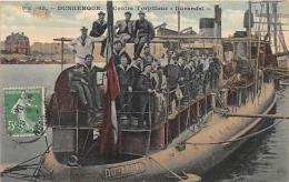 """NORD  59  DUNKERQUE    CONTRE TORPILLEUR """"DURANDAL"""" - Dunkerque"""