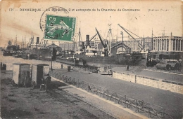NORD  59  DUNKERQUE    LA DARSE N°2 ET ENTREPOTS DE LA CHAMBRE DE COMMERCE - Dunkerque