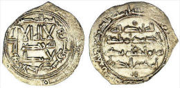 1 SILVER DIRHAM/PLATA. AL-ANDALUS. MUHAMMAD I. 239 H. VF+/MBC+. INTERESANTE. - Unclassified