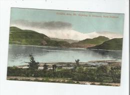 GLENDHU ARM MT.ASPIRING IN DISTANCE NEW ZEALAND 52899     1908 - New Zealand
