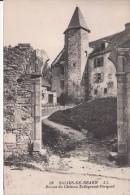 Cp , 64 , SALIES-de-BÉARN , Ruines Du Château Talleyrand-Périgord - Salies De Bearn
