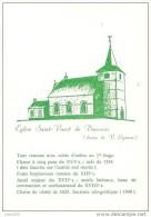 DAUSSOIS ..-- Eglise SAINT - VAAST . - Cerfontaine