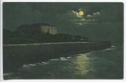 Constanta In Full Moonlight - Carol Hotel - Roumanie