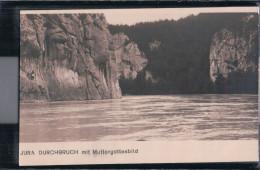 Kelheim - Fränkische Jura - Durchbruch Mit Muttergottes Bild - Kelheim