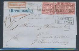 ND.Postbezirk -  Beleg (be 1946  ) Siehe Scan - Norddeutscher Postbezirk