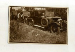 - TAXIS DEDION BOUTON VENANT VISITER LE MIDI LE 29/8/1931 . - Automobile