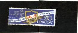 1971 Uruguay - Coppa Libertadores - Otros