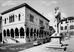 UDINE   LOGGIA  DEL  LIONELLO      2 SCAN   (VIAGGIATA) - Udine