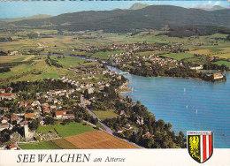 Seewalchen Am Attersee - Alpine Luftbild 51418A - Attersee-Orte