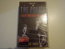 The Police - Every Breath You Take - The Videos - Polygram 041 472 2 - Video Tapes (VHS)