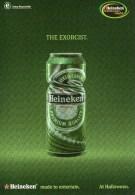 A 3693 -  Bevande, Birra Heineken - Publicité
