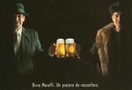A 3697 -  Bevande, Birra Moretti - Publicité