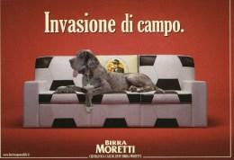 A 3698 -  Bevande, Birra Moretti - Publicité