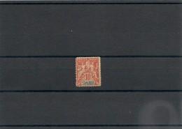 NOUVELLE CALÉDONIE Années 1900/04  N°Y/T :60** ( Sans Gomme) - Unused Stamps
