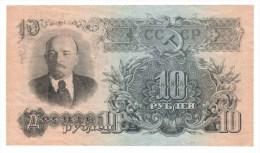 Russia 1947 Year 10 Rubles - Russia