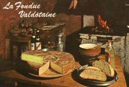 A 3705 -  Alimentari, Ricette, Fondue Valdotaine - Ricette Di Cucina