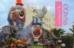 A 3706 -  Carnevale Gallipoli - Spettacolo
