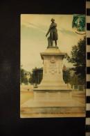 CPA, 59, LILLE, Statue Du Maire André, Colorisée - Lille