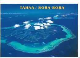 Polinesia-tahaa-bora Bora - Polinesia Francese