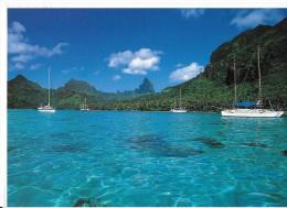 Polinesia-moorea - Polynésie Française
