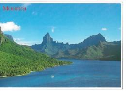 Polinesia-moorea - Polinesia Francese