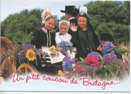 Beuzec Cap Sizun Fête 2008 Ambassadeurs De La Tradition Costumes Bigouden Et De Beuzec (folklore - Beuzec-Cap-Sizun