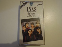 Inxs - The Swing And Other Stories - Polygram 041 413 2 - Video Tapes (VHS)