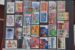 Bo 1 - 02 ++ LOT GESTEMPELD USED SEE SCAN. - Postzegels