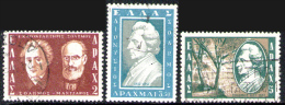 GREECE 1957 - Set With Fine Postmarks Used - Greece