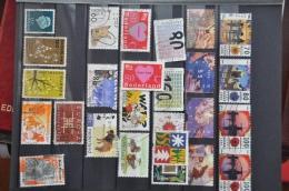 Bo 1 - 03 ++ LOT GESTEMPELD USED SEE SCAN. - Postzegels
