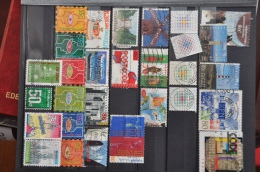 Bo 1 - 05 ++ LOT GESTEMPELD USED SEE SCAN. - Postzegels